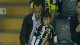 Oğlunu Fenerbahçeli yapamayan baba