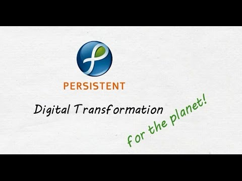 Digital Transformation, for the Planet!