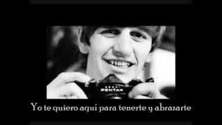 RINGO STARR -  THE PHOTOGRAPH(SUBTITULADA)