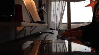Kirk Franklin - Till we meet again (piano)