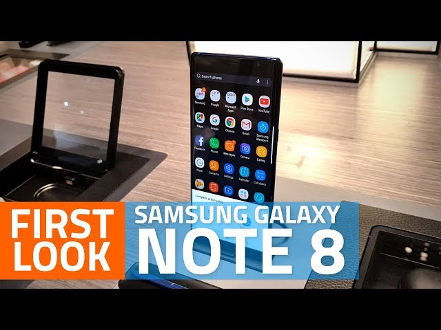 Samsung Galaxy Note 8: Top 8 Features You Need to Know About