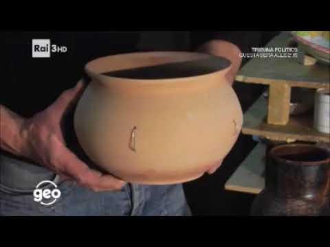 Geo&Geo: argilla, terracotta e ceramica