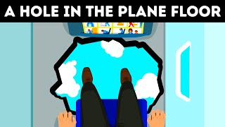 A Plane Lost Its Floor But the Captain Saved the Day