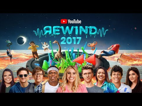 YouTube Rewind: The Shape Of 2017 | #YouTubeRewind