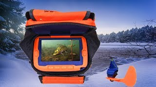 Камера для рыбалки зимой калипсо