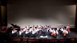 DetroitMYS, Masquerade, by Doug Spata, String Orchestra