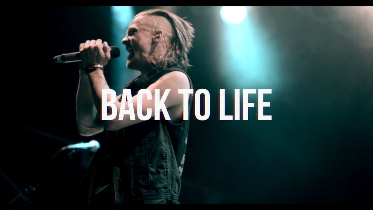 H.E.A.T - Back to life