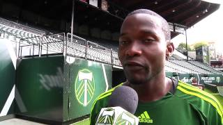 Training: Players talk about winning Cascadia Cup