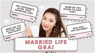 MARRIED LIFE Q&A   MONGABONG