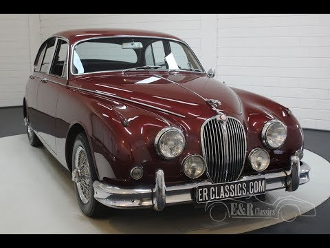 Video of 1960 Jaguar Mark II located in Waalwijk Noord-Brabant Offered by E & R Classics - QJZJ