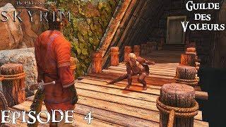 History of Skyrim: Special Edition - Guilde des Voleurs #4 - L'Imprudence de l'Amateur