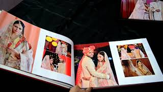 Indian Wedding Photo Album -Book - Candid Photography By Rajiv Solanki