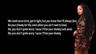 Kiana Ledé   Shawty (Lyrics)