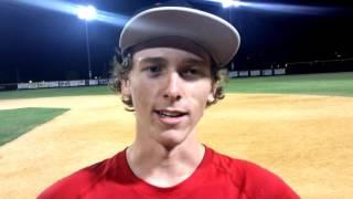 Kyle Kauffman Interview Regional Playoff Win