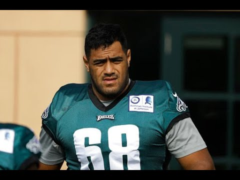139abe515 Philadelphia Eagles rookie Jordan Mailata discusses first training camp
