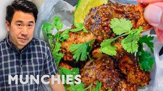 Spicy, Crispy Black Pepper Chicken Wings