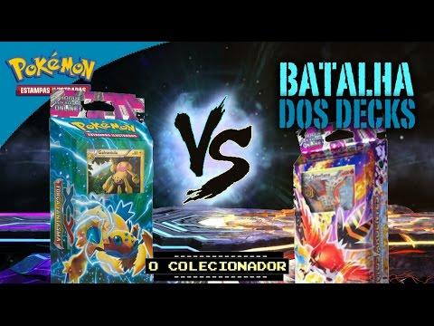 BATALHA DE DECKS – Força Fantasma – Pokémon Trading Card Game