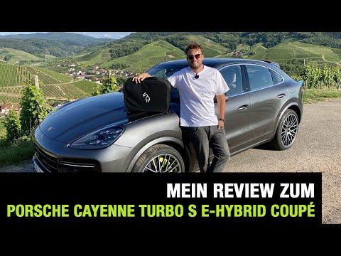 2020 Porsche Cayenne Turbo S E-Hybrid Coupé (680 PS)💥 Fahrbericht   Review   Test   Sound   PHEV 🏁