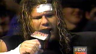 ECW on TNN Intro brawl