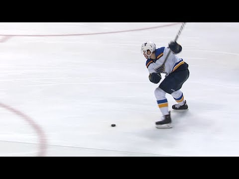 Sammy Blais buries a slap shot on breakaway for first career playoff goal