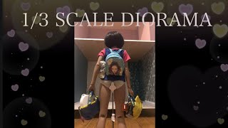 Adult doll collector - 1/3 Scale BJD DIORAMA