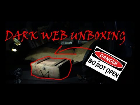 Unboxing Dark Web | STAMP TUBE