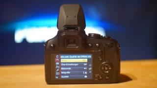 LUMIX FZ82 Video Review (deutsch/german) [HD]