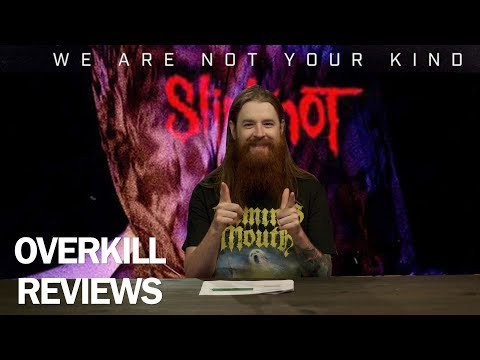 SLIPKNOT - We Are Not Your Kind Album Review | Overkill Reviews