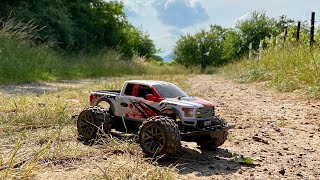 Carrera Profi RC Ford F150 Raptor PX - Outdoor RC Test & Unboxing