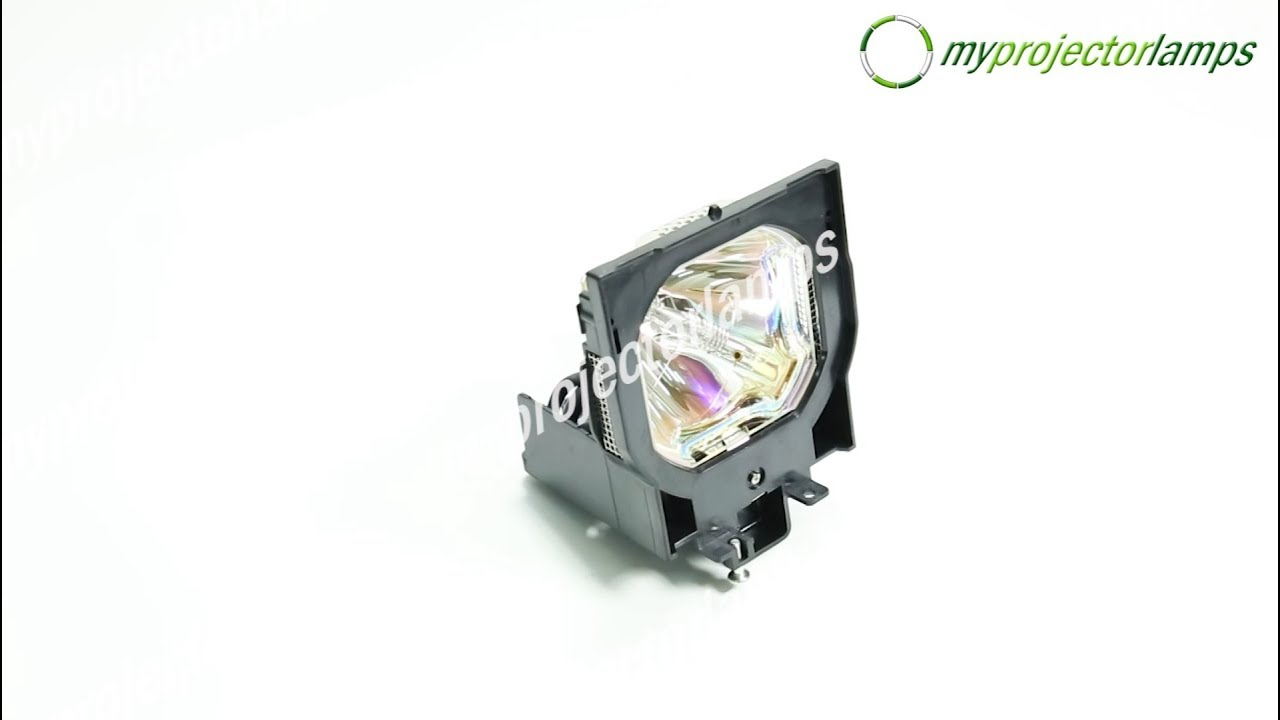 Sanyo PLC-XF46E Projector Lamp with Module