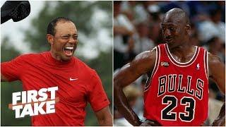 Tiger Woods or Michael Jordan: Who
