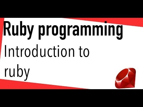 Ruby tutorial – Introduction, Linux install and Hello world