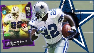 Emmitt Smith Makes Cookie Cutter Opponent RAGE! (Madden 20)
