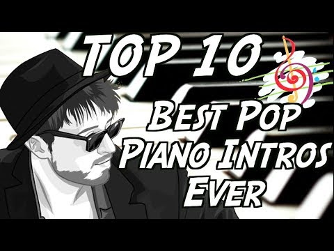 Piano Pop Intros Covers Best Of - Medley Cool Keyboard songs