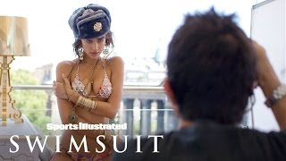Irina Shayk In Russia: Homecoming Photoshoot  | Sports Illustrated Swimsuit