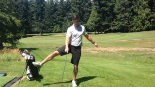 Quick Golf Warmup 2/7
