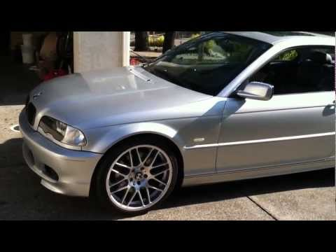 VMR VB3 wheels (CSL Reps) - BMW E46 330ci