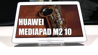 Huawei MediaPad M2: 10 Zoll Tablet im Hands-On | Allround-PC.com
