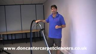 preview picture of video 'Office Carpet Cleaning In Doncaster'