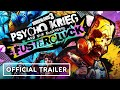 Borderlands 3: Psycho Krieg and the Fantastic Fustercluck - Official Launch Trailer