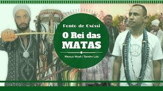 Ponto de Oxóssi - O REI DAS MATAS - Sandro Luiz Umbanda
