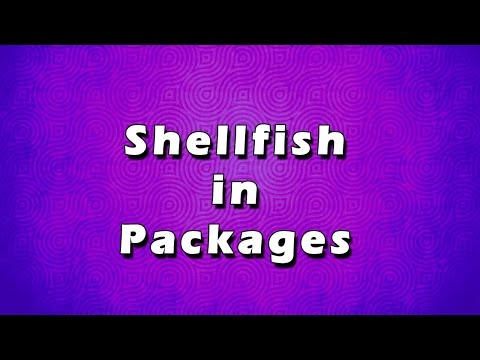 Shellfish in Packages | EASY TO LEARN | EASY RECIPES