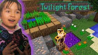Невероятные приключения Алекс в деревне minecraft. Мудрец открыл тайну портала