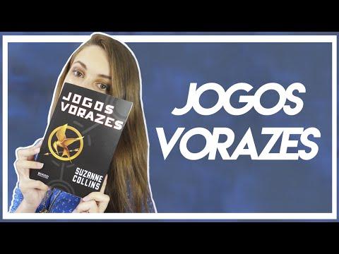 JOGOS VORAZES de Suzanne Collins | Luana Albino