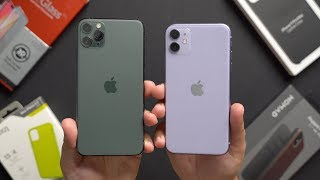 Best Tempered Glass Screen Protector for iPhone 11 & iPhone 11 Pro!