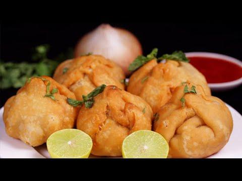 Chicken Kachori Recipe - SooperChef