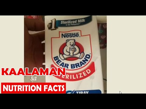 mp4 Nutrition Facts Bear Brand, download Nutrition Facts Bear Brand video klip Nutrition Facts Bear Brand