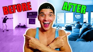 $40,000 Wassabi House MAKEOVER! (Part 1)