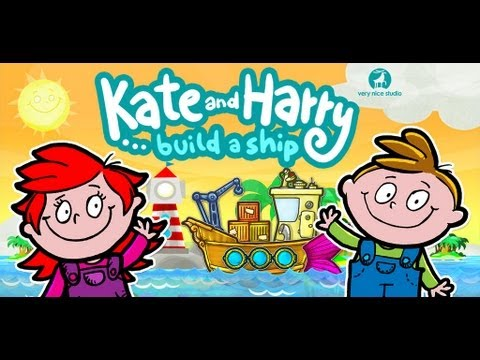 Video of Build a Ship with Kate & Harry