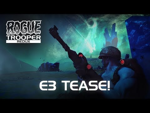 Rogue Trooper Redux E3 Gameplay Preview thumbnail